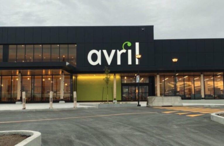 Ouverture aujourd'hui du supermarché AVRIL de Saint-Bruno-de-Montarville