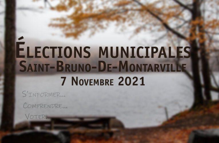 Les élections municipales s'en viennent